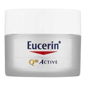 Slika Eucerin Q10 Active dnevna krema za suho kožo, 50 mL