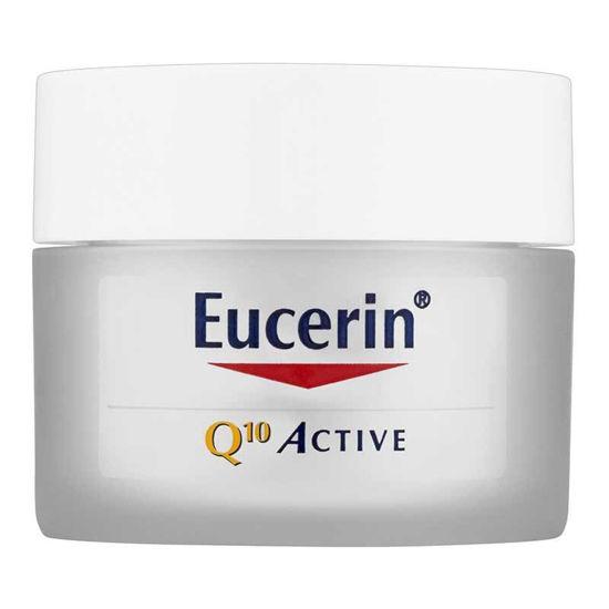 Eucerin Q10 Active dnevna krema za suho kožo, 50 mL