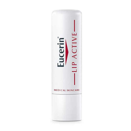 Eucerin Lip Aktiv balzam za nego ustnic,  4.8 g