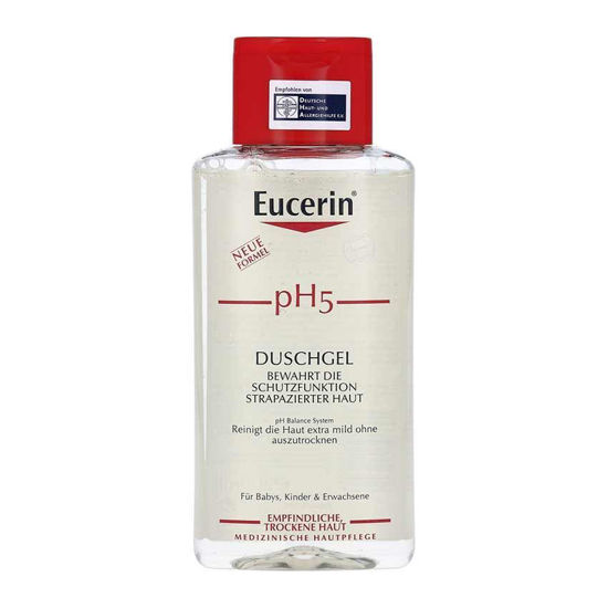 Eucerin pH5 gel za prhanje, 200 ali 400 mL