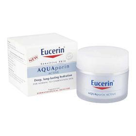 Slika Eucerin AQUAporin Active lahka krema za normalno/mešano kožo, 50 mL