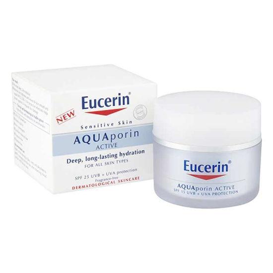 Eucerin AQUAporin Active za normalno kožo, 50 mL