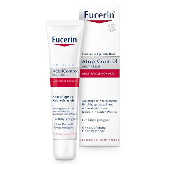 Eucerin AtopiControl Acute negovalna krema, 40 mL