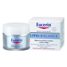 Slika Eucerin Lipo-Balance krema, 50 mL