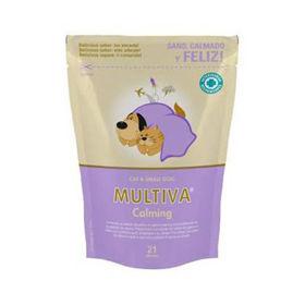 Slika Multiva Calming za mačke in pse, 21 tablet