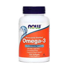 Slika Now omega-3 1000 mg, 100 kapsul