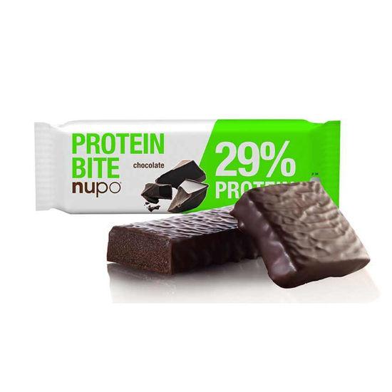 Nupo ploščica za nadomestitev obroka z okusom čokolada in meta, 60 g