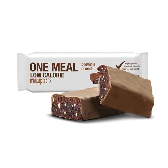 Nupo nadomestilo obroka - hrustljav brownie