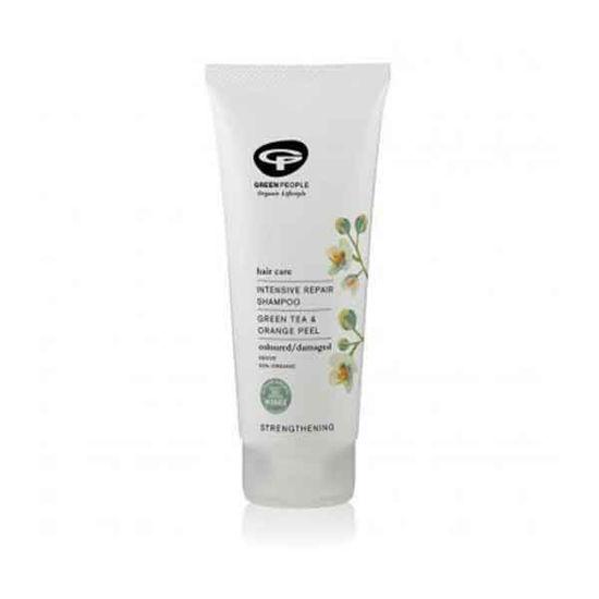 Green People intenziven obnovitven šampon za lase, 200 mL