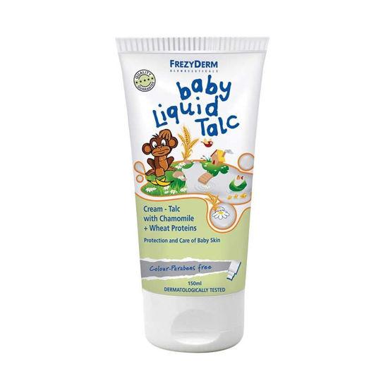 Frezyderm Baby Liquid Talc otroški puder v kremi, 150 mL