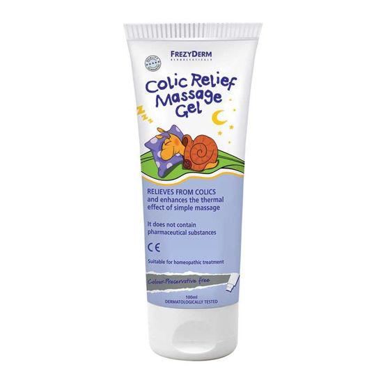 Frezyderm Colic Relief masažni gel za umirjanje kolik, 100 mL