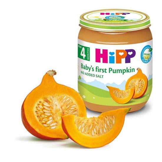 Hipp prva bučka, 125 g