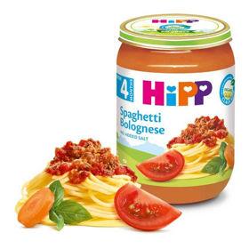 Slika Hipp špageti v bolonjski omaki, 190 g