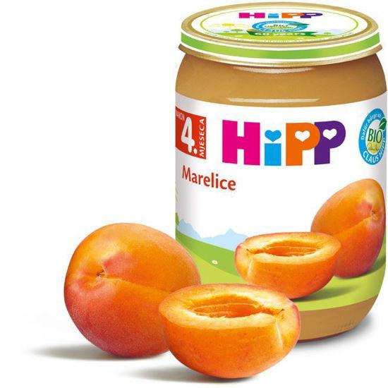 Hipp kašica marelica, 190 g
