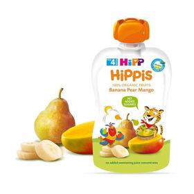 Slika Hipp Hippis sadno veselje banana, hruška, mango, 100 g