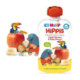 Slika HiPP Hippis jabolka banane keks, 100 g