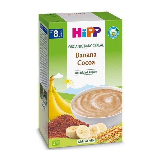 Hipp gotova bio mlečna kašica banana in kakav, 200 g