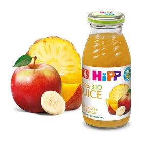 Slika HiPP sok iz več vrst sadja, 200 mL