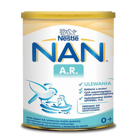 Nan Expert A.R. mleko, 400 g