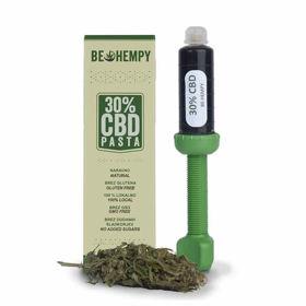 Slika Be Hempy 30% CBD konopljina smola, 5 mL