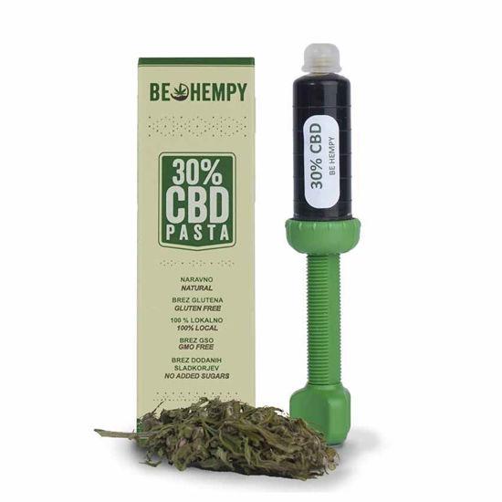 Be Hempy 30% CBD konopljina smola, 5 mL