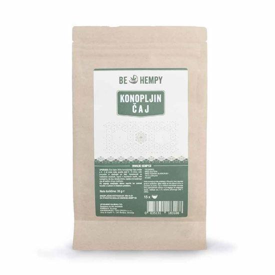 Be Hempy čaj iz vršičkov konoplje, 35 g