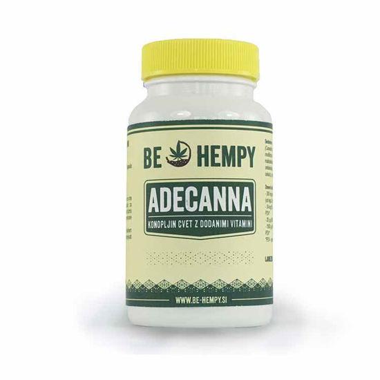 Be Hempy ADE-Canna konopljin cvet z vitamini, 60 kapsul