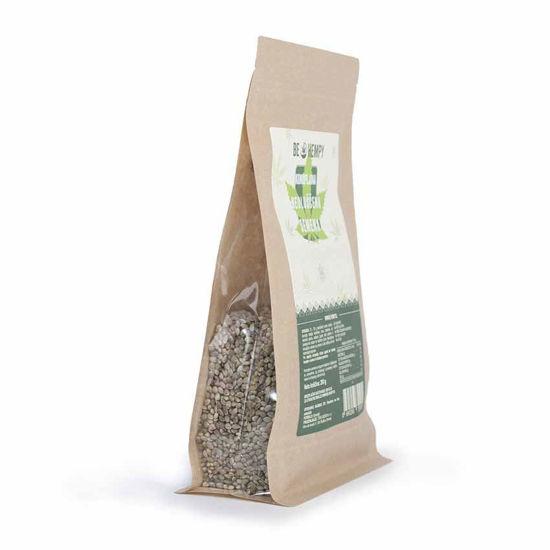 Be Hempy konopljina semena - luščena/neluščena, 200 g