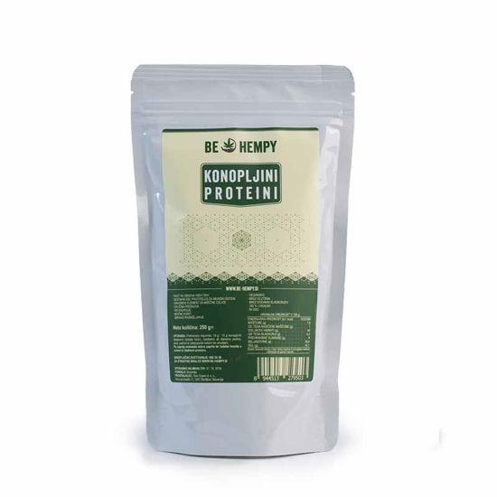 Be Hempy konopljini proteini, 250 g