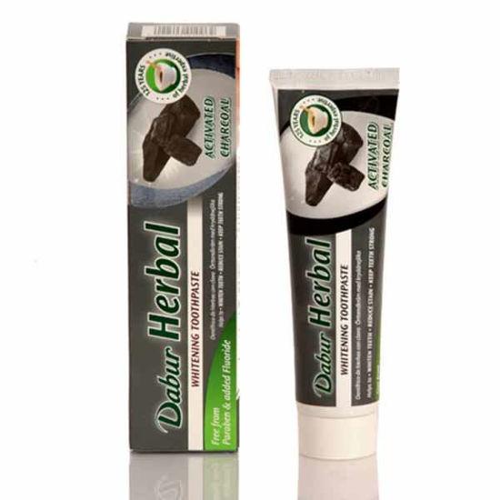 Dabur belilna Aktivno oglje zobna pasta, 100 mL