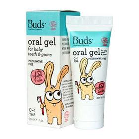 Slika Buds gel za pomirjanje dlesni ob izraščanju zobkov, 30 mL