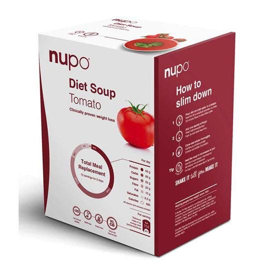Nupo classic dietna juha z okusom Paradižnik, 384 g