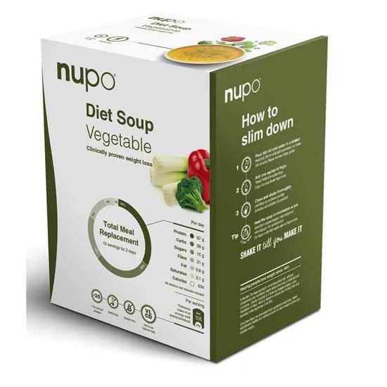 Nupo classic zelenjavna dietna juha, 384 g