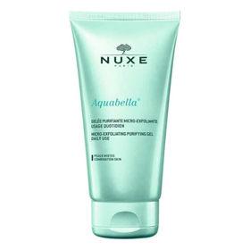 Slika Nuxe Aquabella čistilni gel z mikro luščilnimi delci, 150 mL