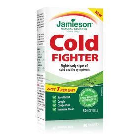 Slika Jamieson Cold Fighter za boj proti prehladu, 30 kapsul