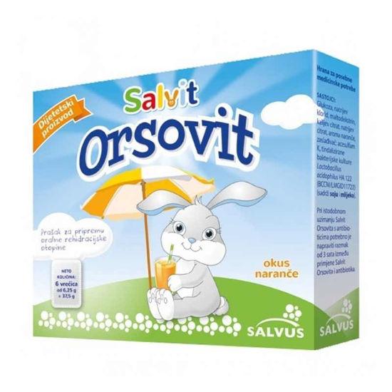 Salvit Orsovit prašek, 6 vrečk