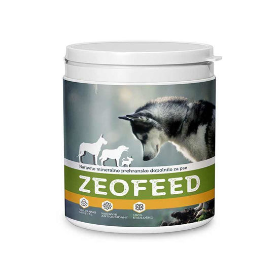 ZeoFeed za pse, mačke, 500 g