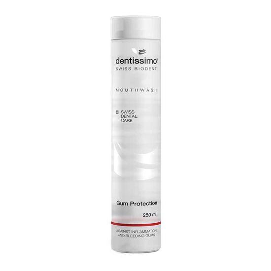 Dentissimo Gum Protection ustna voda, 250 mL