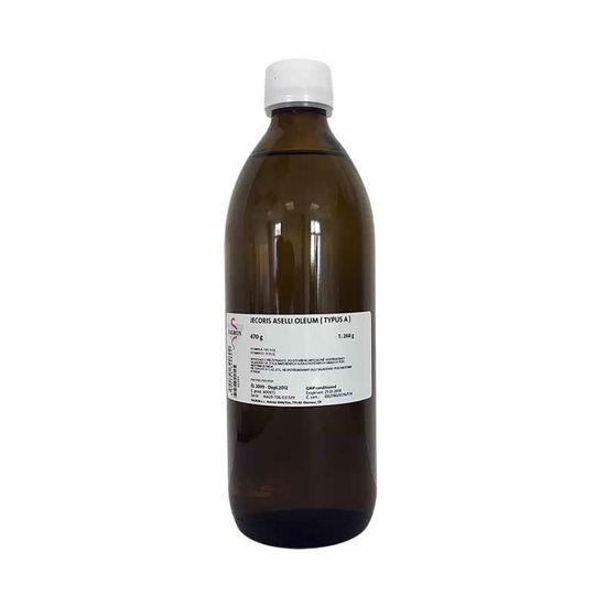 Ribje olje (Oleum Iecoris aselli), 1000 mL