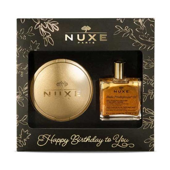 Nuxe Prodigieux Happy Birthday to You glamurozen darilni paket