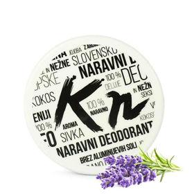 Slika Karbonoir naravni deodorant - aktivno oglje, 50 mL