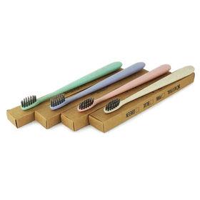Slika Karbonoir mehka zobna ščetka z mehkimi ščetinami impregniranimi z aktivnim ogljem