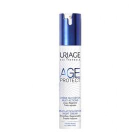 Slika Uriage Age Protect Multi Action Detox nočna krema, 40 mL