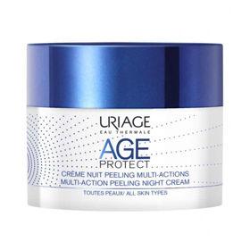 Slika Uriage Age Protect Multi Action Peeling nočna piling nega, 50 mL