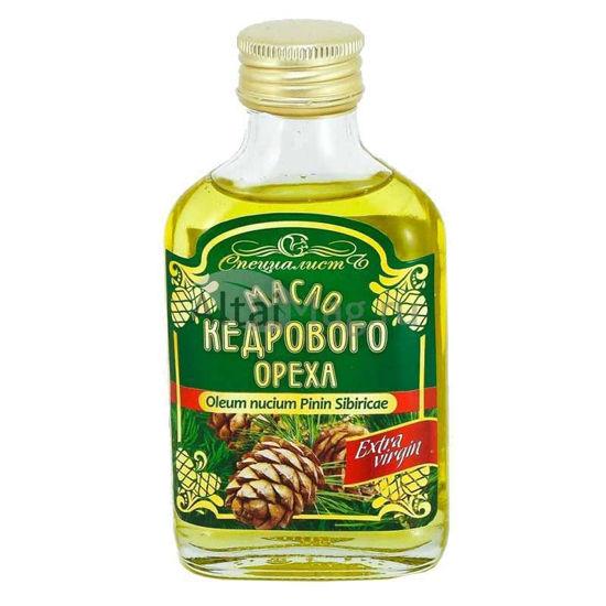 Olje sibirske cedre - cedrino olje, 100 mL
