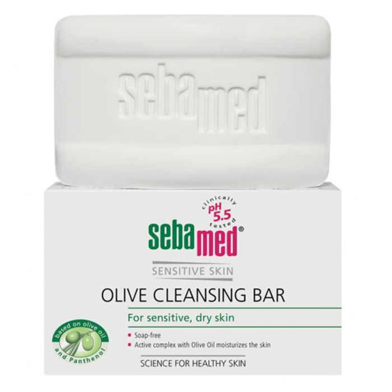 Sebamed sindet za umivanje - olivno olje, 150 g