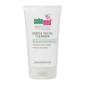 Slika Sebamed nežni gel za umivanje za mastno ali suho kožo obraza, 150 mL