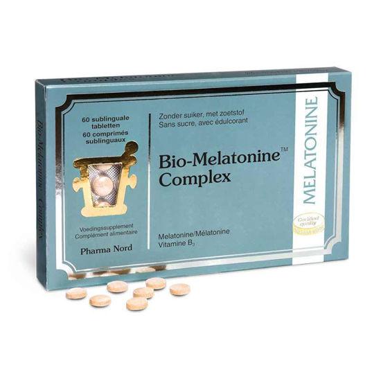 Bio-Melatonin Complex, 60 podjezičnih tablet