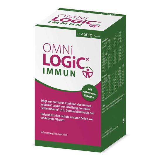OMNi-LOGiC Immun - prašek, 450 g