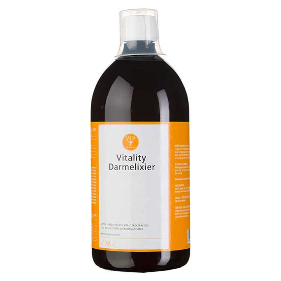 Vitality Darmelixier eliksir za prebavni trakt, 1 L